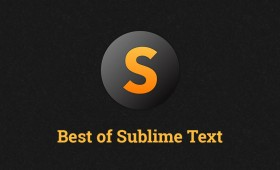 Best of Sublime Text 3