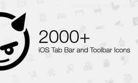 2000+ iOS 7 App Developer Icon Pack