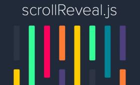 ScrollReveal.js