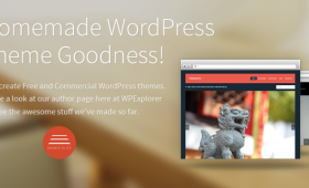 WP Explorer – Best Free WordPress Themes